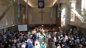 Post-congregational meeting Sanctuary Congregation update