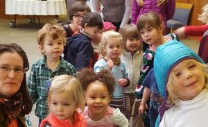 April 2017 Children's Ministry News