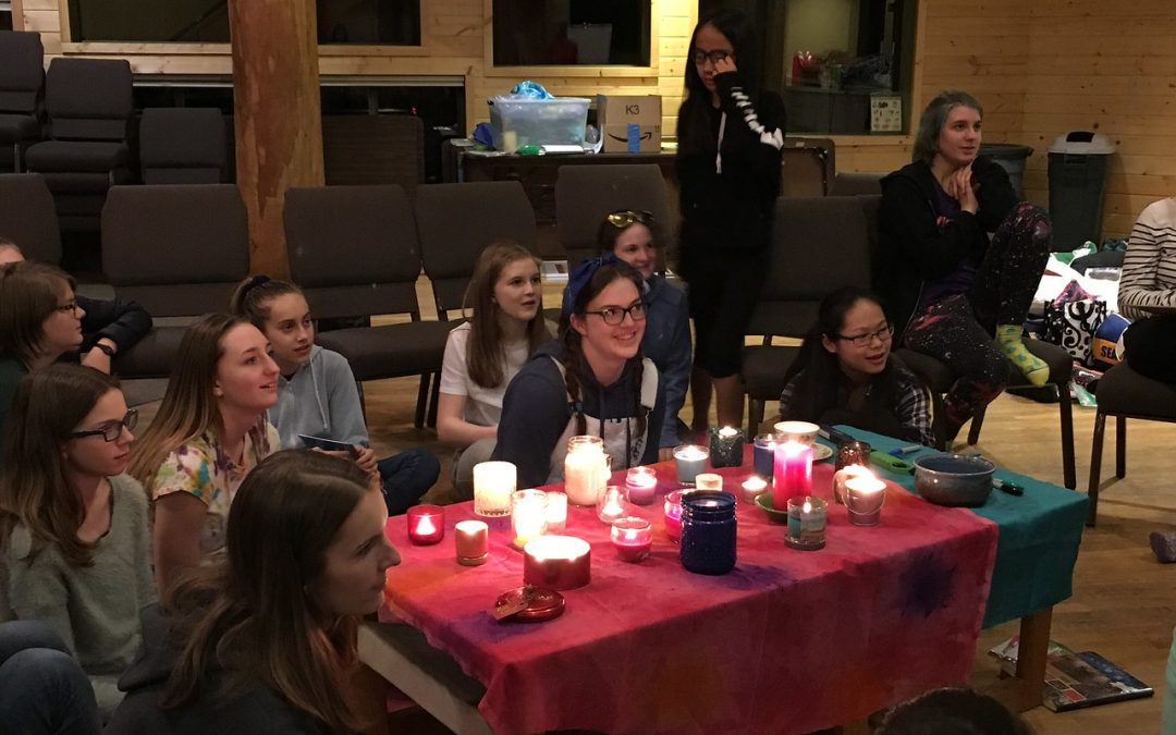 Children & Youth Ministries: how to sign up for events