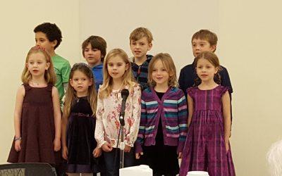 Children's Ministry: December News updated