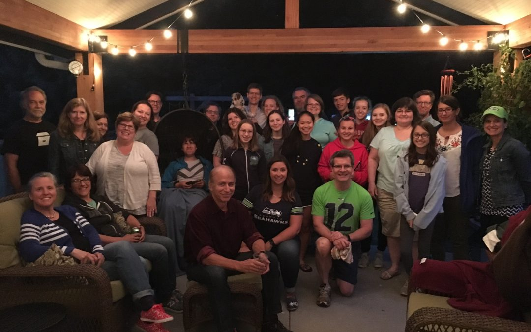 August Youth Ministry News