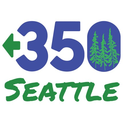 August Special Offering: 350 Seattle