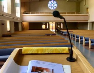 Liturgists needed