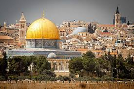 Invitation: a trip to the Holy Land, April-May, 2020