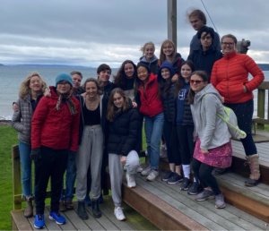 Another Way Home – A reflection on the High School Winter Retreat at Camp Indianola