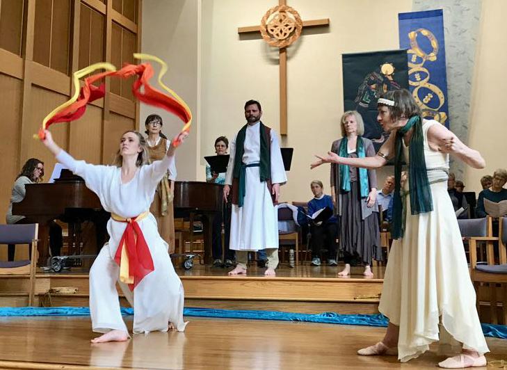 """Miriam!"" brings Exodus story to life through dance"