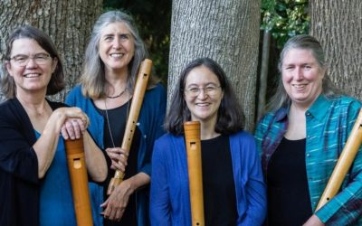 Farallon Recorder Quartet to perform here Sept. 17