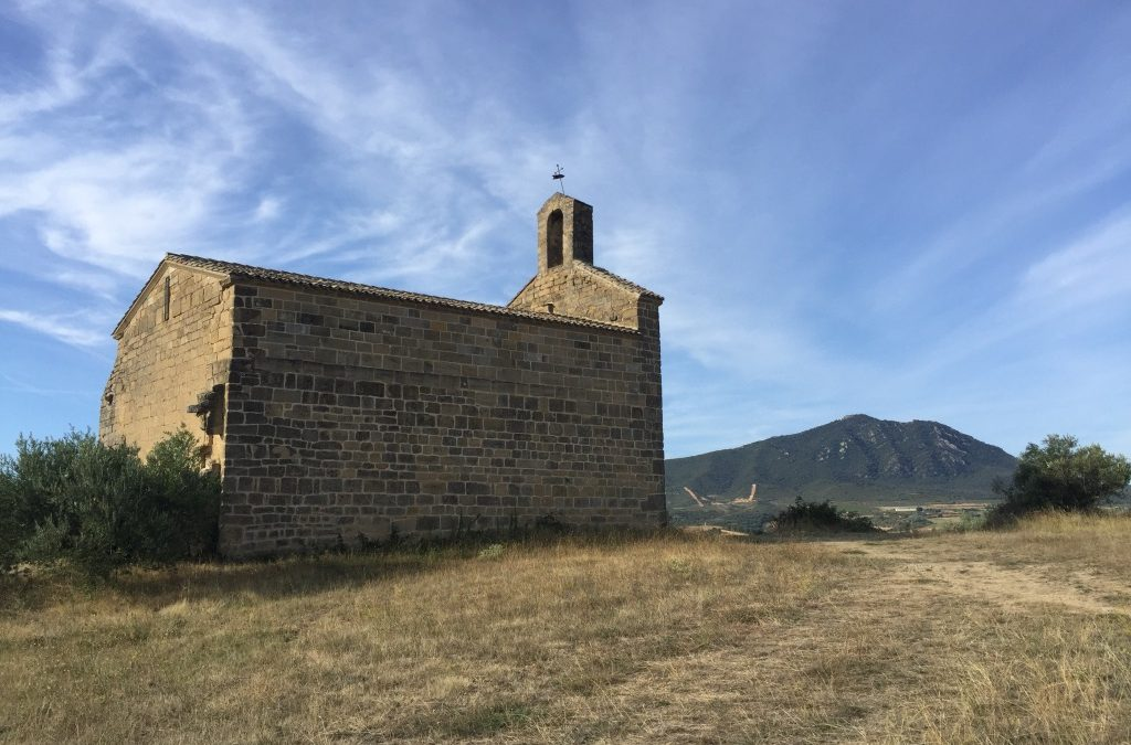 The Church In Ruins